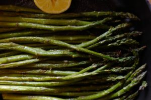 Easy Asparagus recipe with Indian spices by Foodjoya