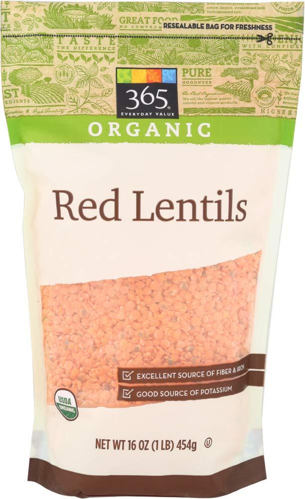 red lentis